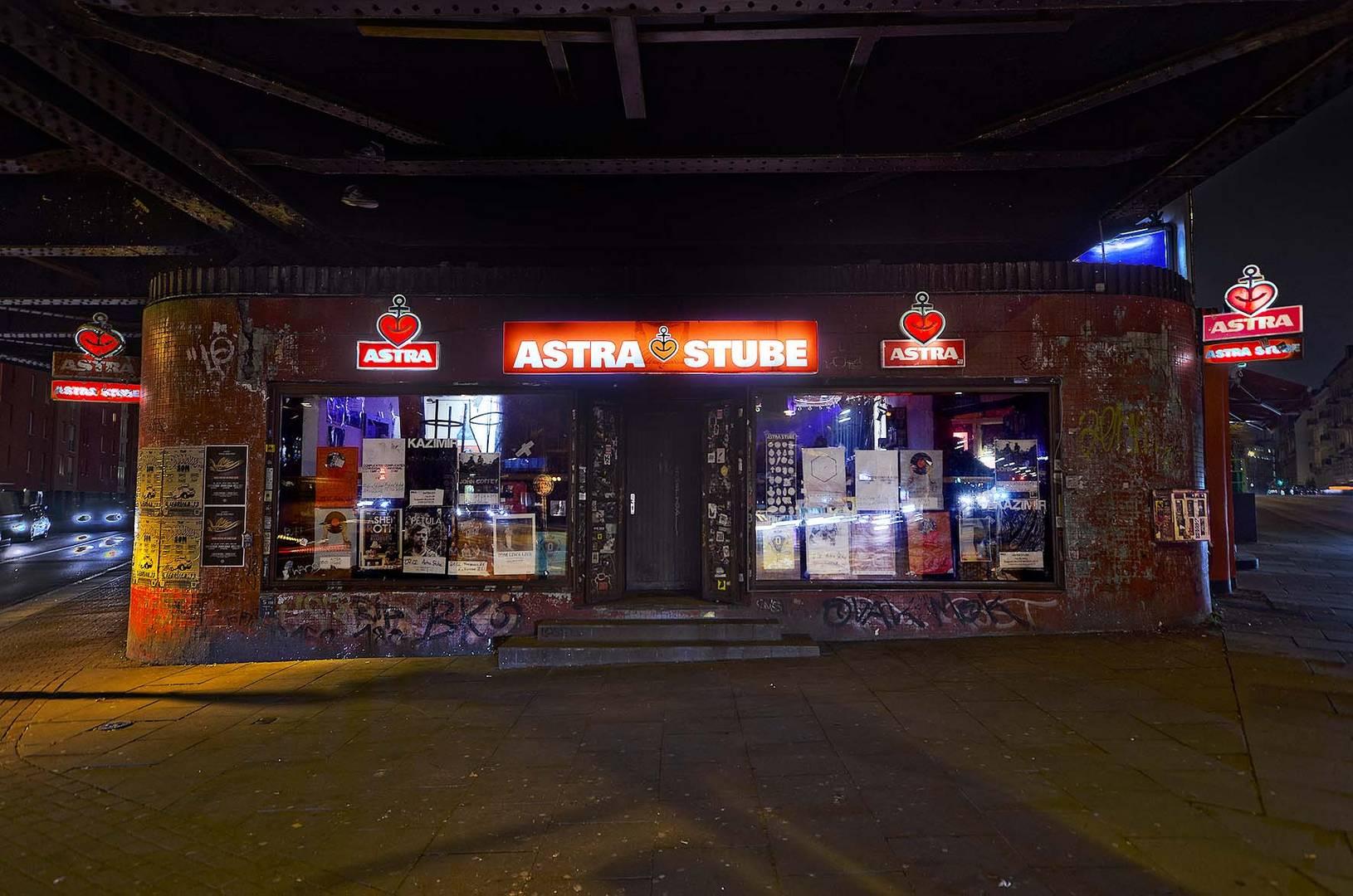 Die ASTRA-Stube
