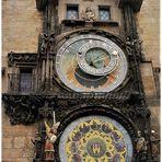 Die Astronomische Rathausuhr in Prag