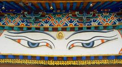 Die Augen Buddhas ...