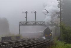 Die, aus dem Nebel kam ... (2)