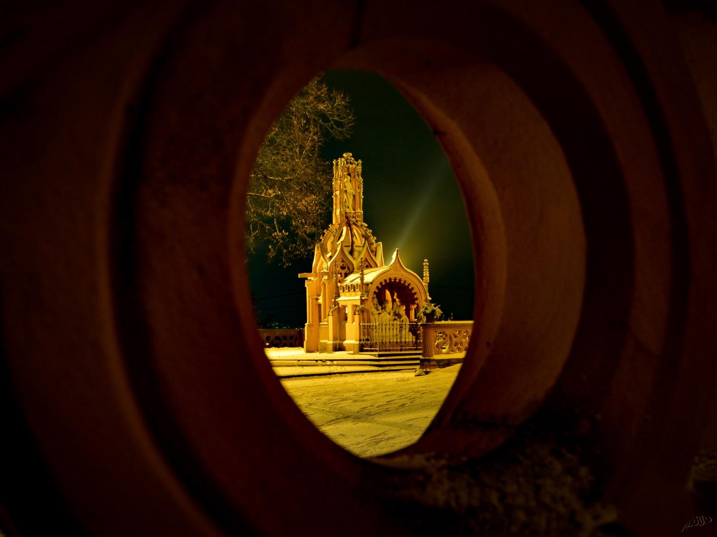 Die auserwählte Kapelle