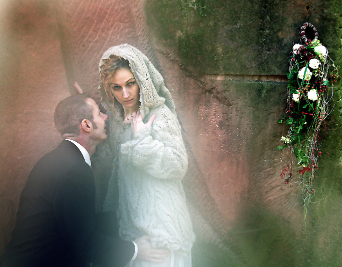 Die außergewöhnliche Hochzeit..