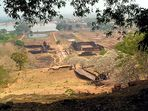 Die Aussicht vom Wat Phou