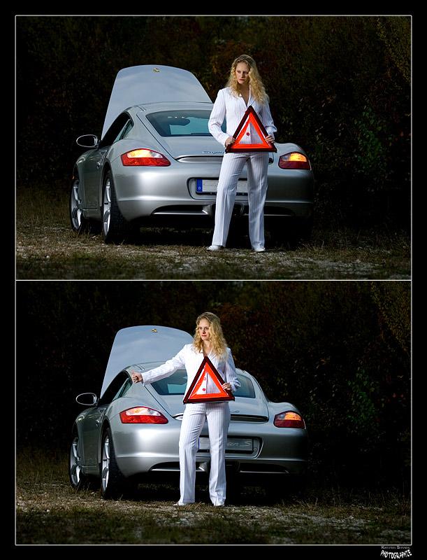 Die Autopanne