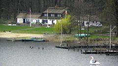 Die Badeanstalt am Großen Segeberger See