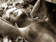 Die badende Venus