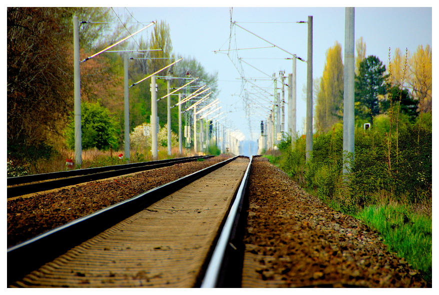 Die Bahn kommt !
