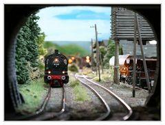 Die Bahn kommt!