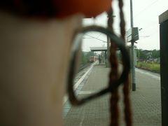 die Bahn kommt.....