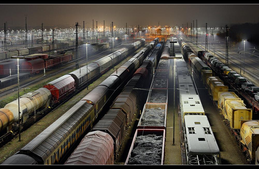 Die Bahn kommt I (remake)