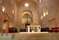 die Basilika der ehemaligen Abtei