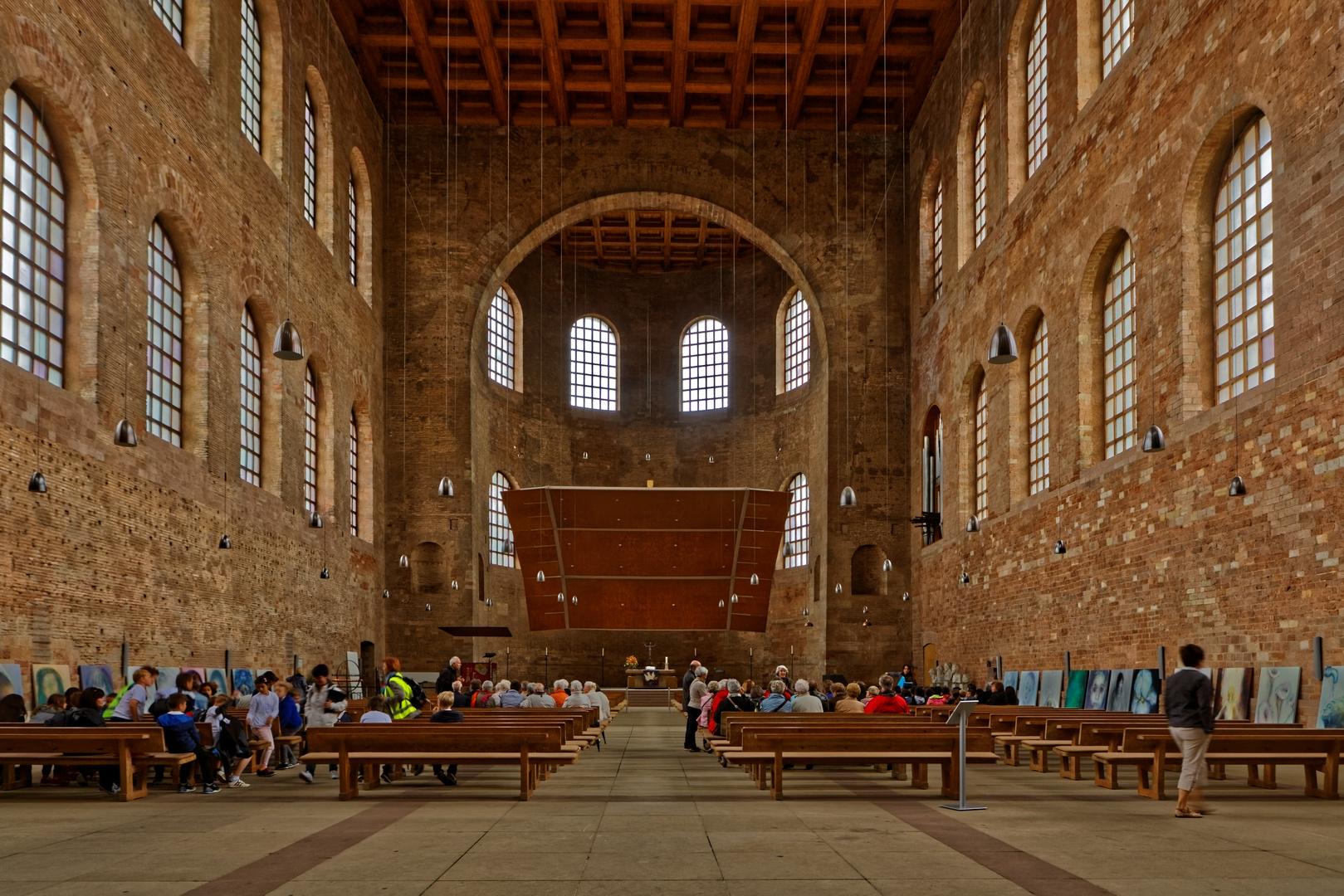 Die Basilika Trier