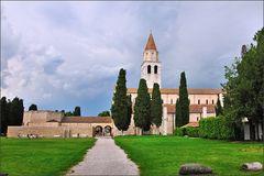 Die Basilika von Aquilea