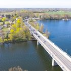Die Baumgartenbrücke über die Havel .......
