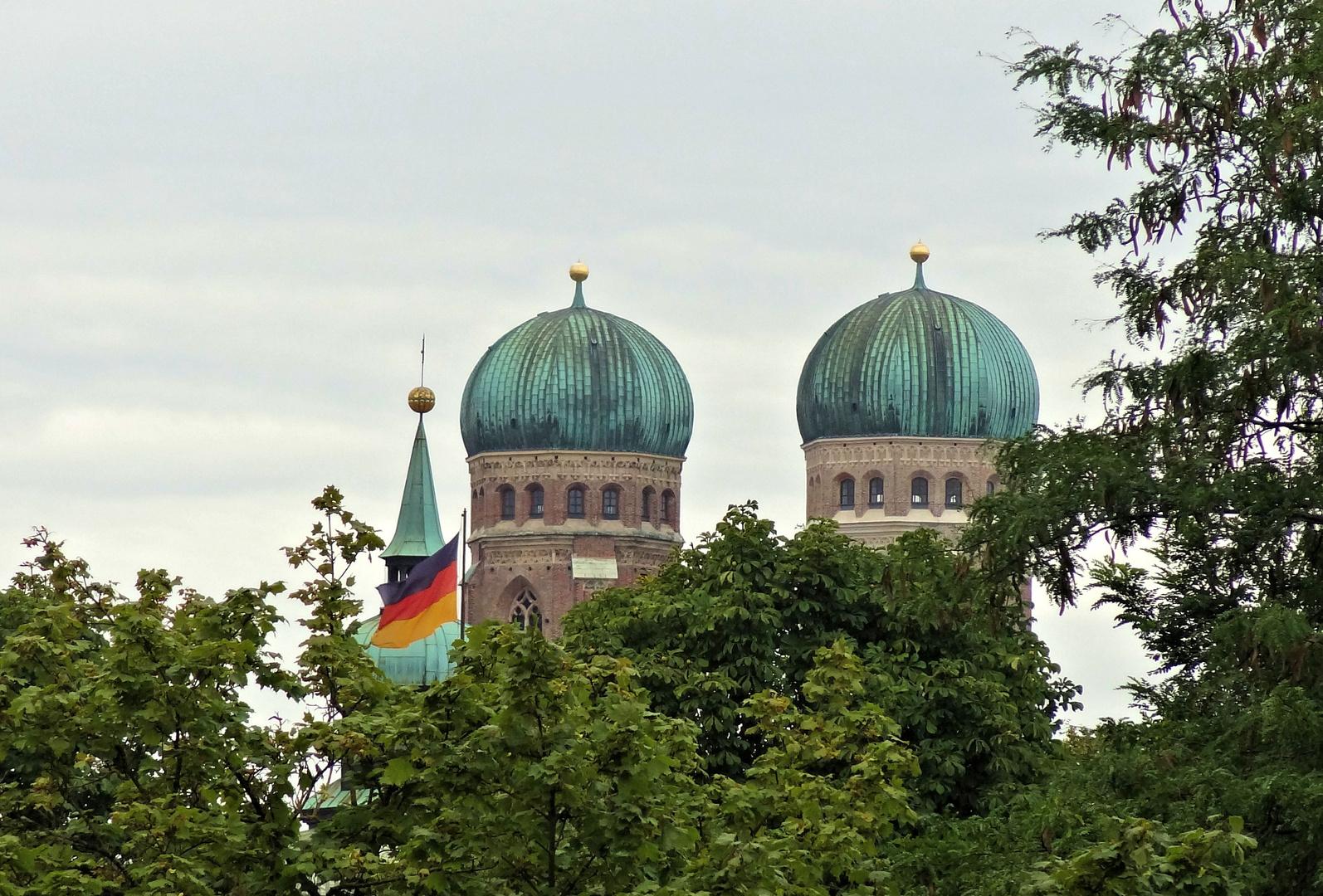 die bayerische hauptstadt bekennt sich zu deutschland