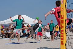 Die Beach-Handballtage in Warnemünde 2010 (I)