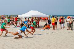 Die Beach-Handballtage in Warnemünde 2010 (II)
