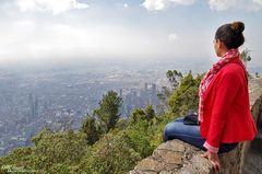 Die Begleiterin Bogotá Monserrate
