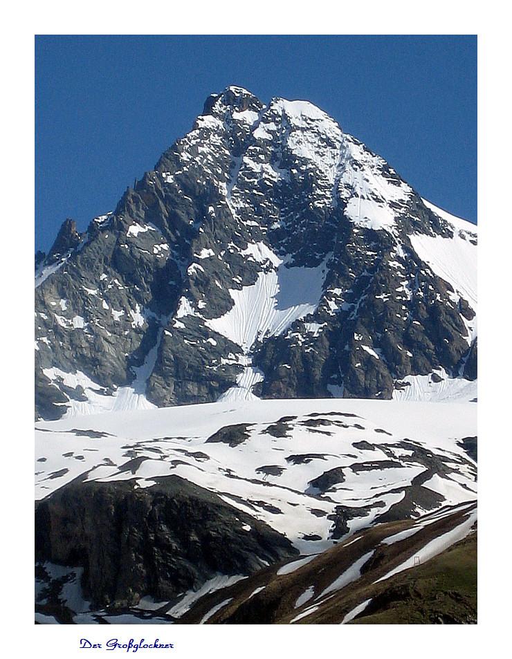 Die bekannten 3 798 Meter Österreichs