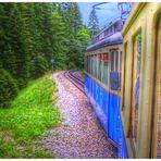 Die Bergbahn zur Zugspitze