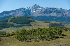Die Berge Colorados