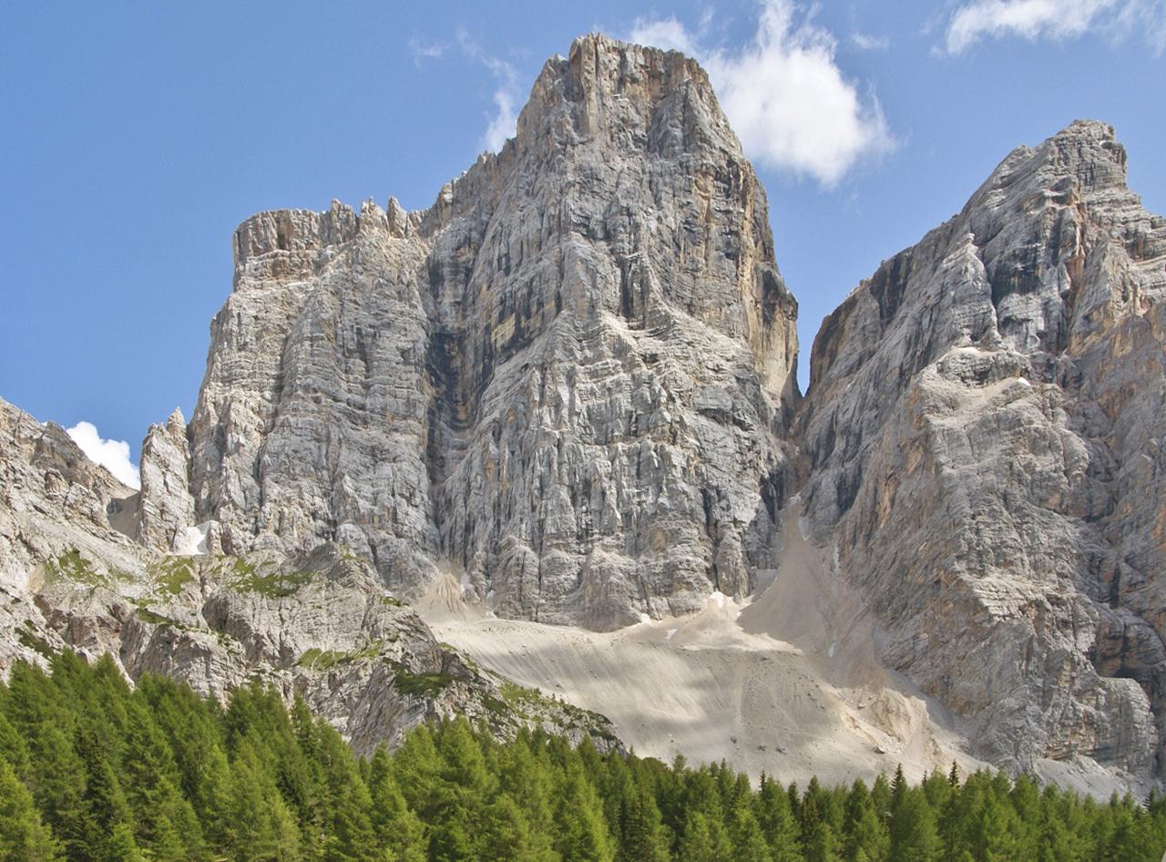 die Berge Südtirols warten auf mich