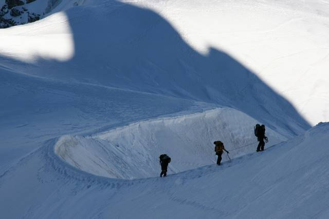 Die Bergsteiger