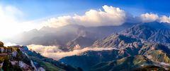 Die Bergwelt erwacht