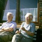 die beste Oma und der beste Opa der Welt!