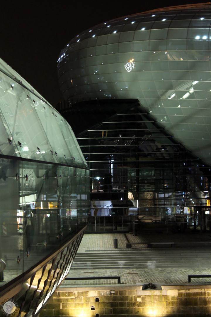 Die beweglichkeit br cke foto bild architektur architektur bei nacht bremerhaven bilder - Architektur bremerhaven ...