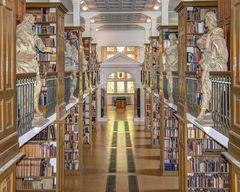 Die Bibliothek des Zisterzienserklosters Marienstatt