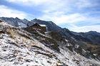 Die Birnlückenhütte (2441m)