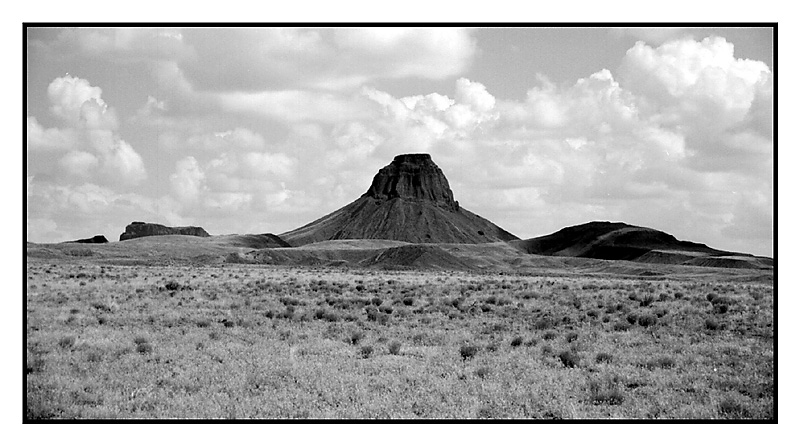 Die Black Mesa der Hopi-Indianer in Arizona