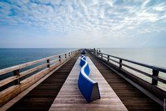 Die blaue Brücke