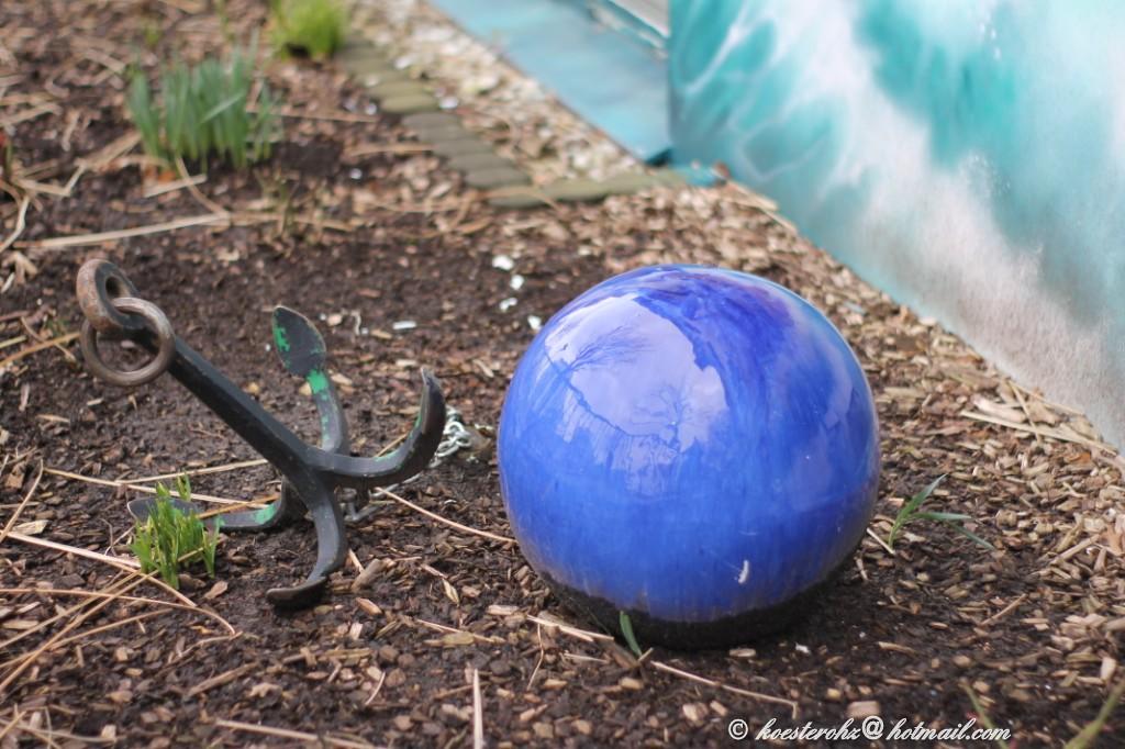 Die blaue Kugel