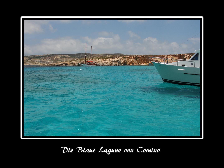 Die Blaue Lagune von Malta