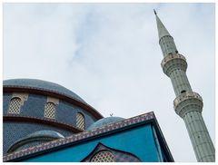Die blaue Moschee