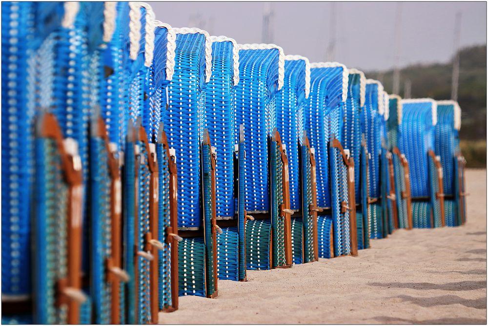 Die blaue Reihe...