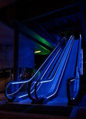 Die Blaue Treppe