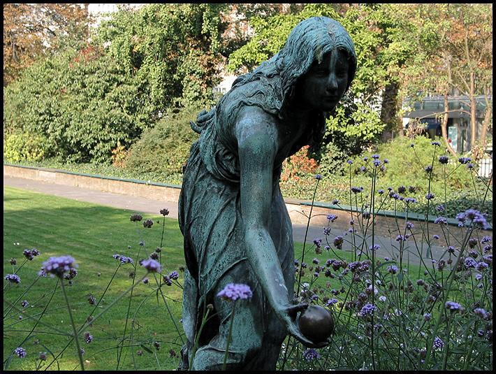 Die Blumen-Boulette