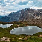Die Bödenseen - Sextner Dolomiten