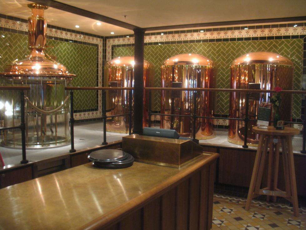 Die Brauerei