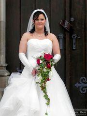 """Die Braut die sich """"traut""""...."""
