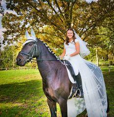 Die Braut, die sich was traut...