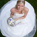 Die Braut - Hochzeit Lena und Andreas 2010
