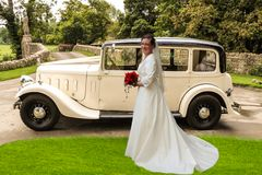 Die Braut nochmal