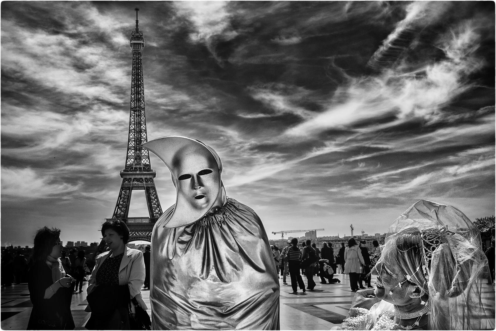 Die Braut von Paris...