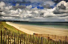 Die Bretagne meines Herzens! (4) Strand von Kermor