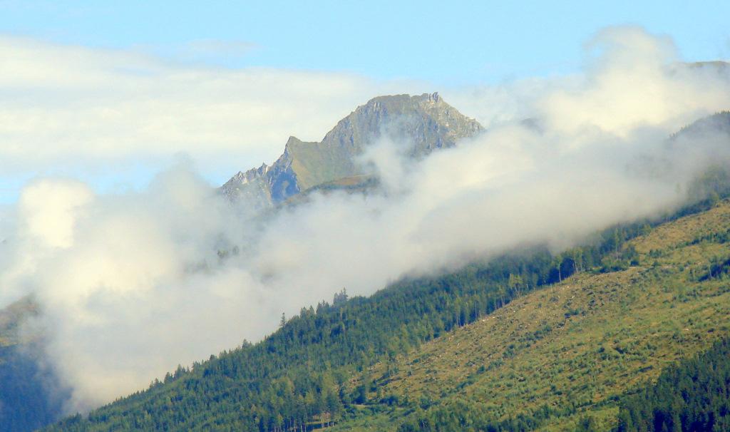 Die Broadwoand im Oberpinzgau