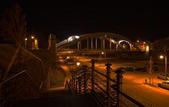 Die Brücke...